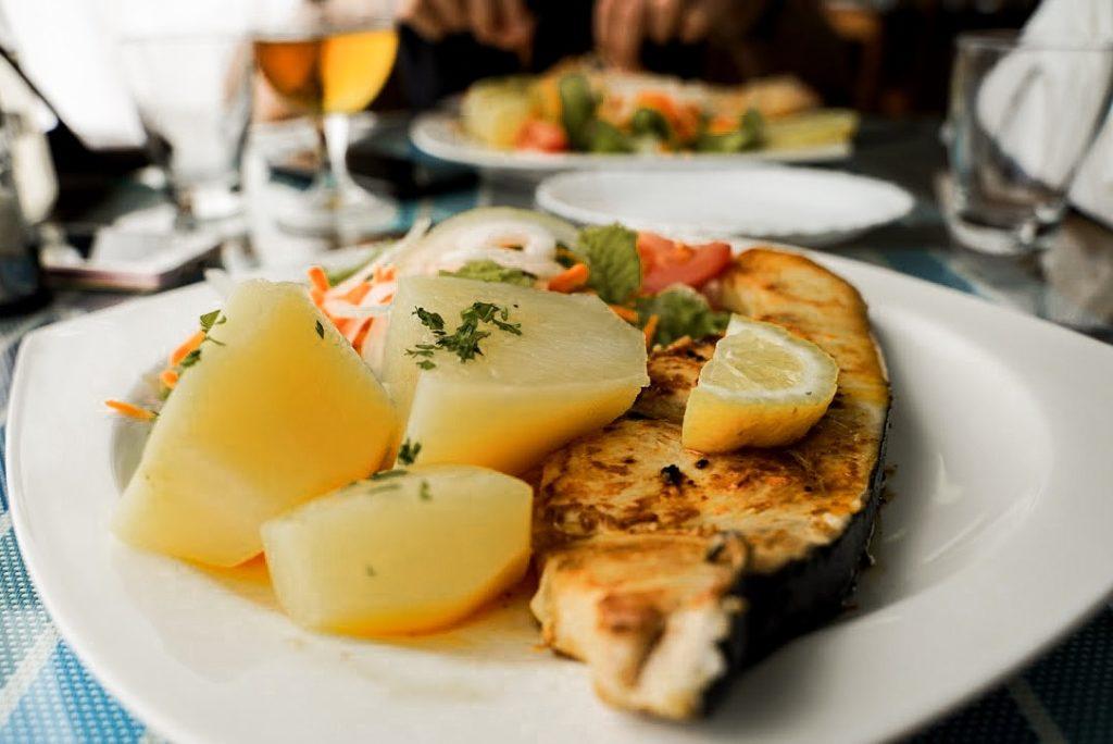 Jedzenie na Azorach