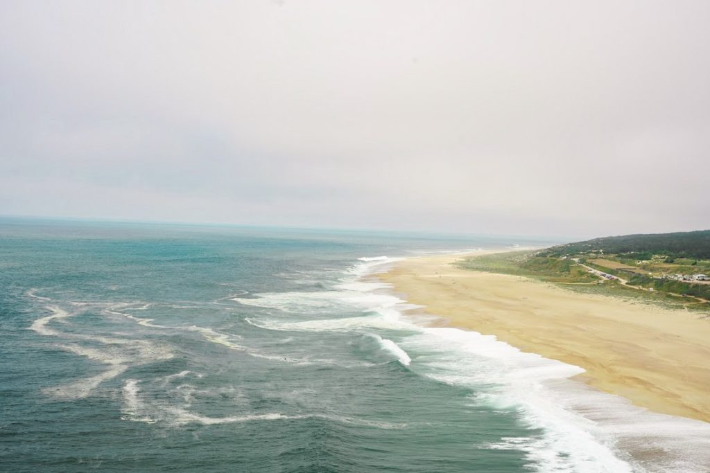 Nazare plaża